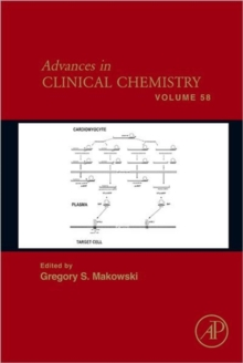 Advances in Clinical Chemistry : Volume 58, Hardback Book