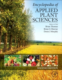Encyclopedia of Applied Plant Sciences, Mixed media product Book