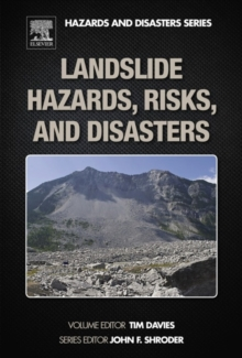 Landslide Hazards, Risks, and Disasters, Hardback Book