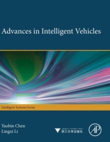 Advances in Intelligent Vehicles, Hardback Book