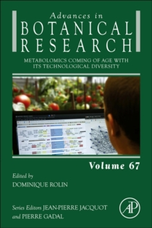 Metabolomics Coming of Age with its Technological Diversity : Volume 67, Hardback Book