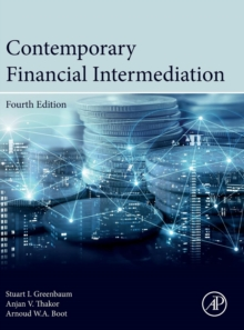 Contemporary Financial Intermediation, Hardback Book