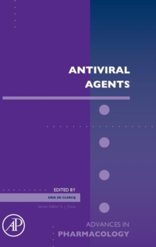 Antiviral Agents : Volume 67, Hardback Book