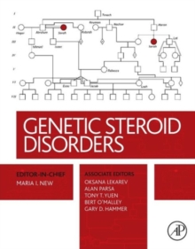 Genetic Steroid Disorders, Hardback Book