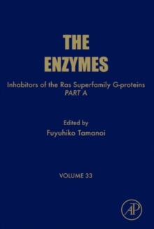 Inhibitors of the Ras Superfamily G-proteins, Part A : Volume 33, Hardback Book