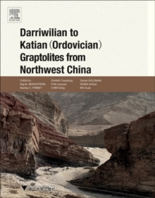 Darriwilian to Katian (Ordovician) Graptolites from Northwest China, Hardback Book