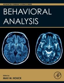 Behavioral Analysis, Hardback Book
