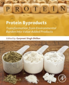 Protein Byproducts : Transformation from Environmental Burden Into Value-Added Products, Paperback / softback Book
