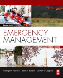 Introduction to Emergency Management, Paperback Book