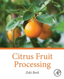 Citrus Fruit Processing, Paperback / softback Book