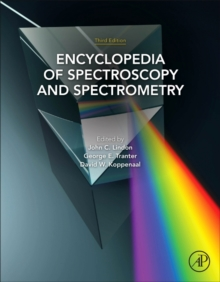 Encyclopedia of Spectroscopy and Spectrometry, Mixed media product Book