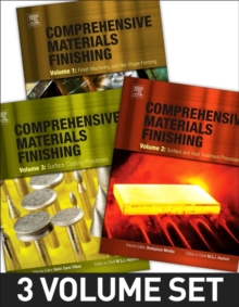 Comprehensive Materials Finishing, Mixed media product Book