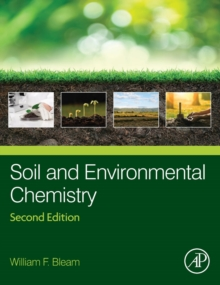 Soil and Environmental Chemistry, Hardback Book