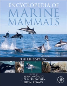 Encyclopedia of Marine Mammals, Hardback Book