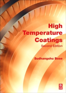 High Temperature Coatings, Hardback Book