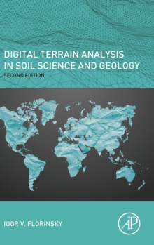 Digital Terrain Analysis in Soil Science and Geology, Hardback Book