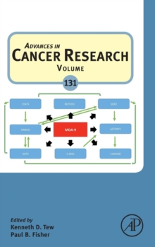Advances in Cancer Research : Volume 131, Hardback Book