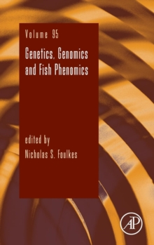 Genetics, Genomics and Fish Phenomics : Volume 95, Hardback Book
