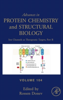 Ion Channels as Therapeutic Targets, Part B : Volume 104, Hardback Book