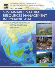 Redefining Diversity and Dynamics of Natural Resources Management in Asia, Volume 1 : Sustainable Natural Resources Management in Dynamic Asia, Paperback / softback Book