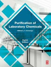Purification of Laboratory Chemicals, Paperback / softback Book