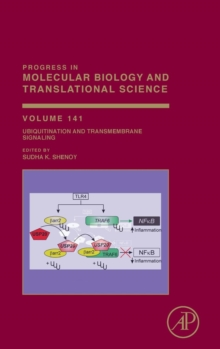 Ubiquitination and Transmembrane Signaling : Volume 141, Hardback Book