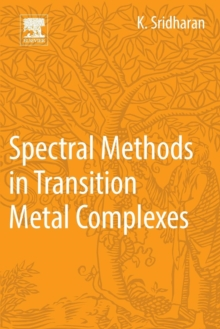 Spectral Methods in Transition Metal Complexes, Paperback / softback Book