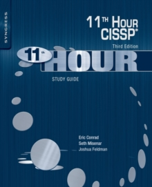 Eleventh Hour CISSP (R) : Study Guide, Paperback / softback Book