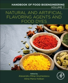 Natural and Artificial Flavoring Agents and Food Dyes : Volume 7, Paperback / softback Book