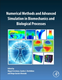 Numerical Methods and Advanced Simulation in Biomechanics and Biological Processes, Paperback / softback Book