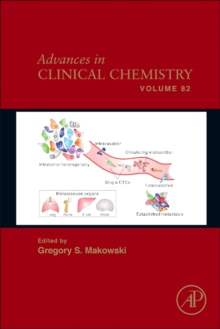 Advances in Clinical Chemistry : Volume 71, Hardback Book