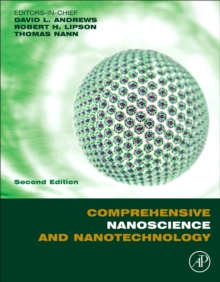 Comprehensive Nanoscience and Nanotechnology, Mixed media product Book