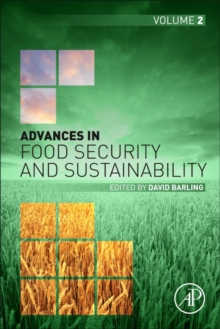 Advances in Food Security and Sustainability : Volume 2, Paperback / softback Book