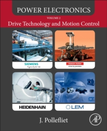 Power Electronics : Drive Technology and Motion Control, Paperback / softback Book
