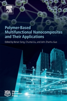 Polymer-Based Multifunctional Nanocomposites and Their Applications, Paperback / softback Book