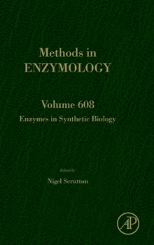 Enzymes in Synthetic Biology : Volume 608, Hardback Book