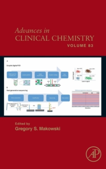 Advances in Clinical Chemistry : Volume 83, Hardback Book