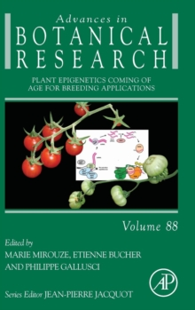 Plant Epigenetics Coming of Age for Breeding Applications : Volume 88, Hardback Book
