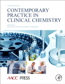 Contemporary Practice in Clinical Chemistry, Paperback / softback Book