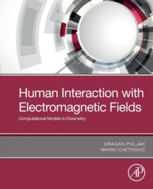 Human Interaction with Electromagnetic Fields : Computational Models in Dosimetry, Paperback / softback Book