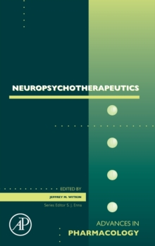 Neuropsychotherapeutics : Volume 86, Hardback Book