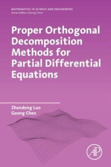 Proper Orthogonal Decomposition Methods for Partial Differential Equations, Paperback / softback Book