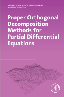 Proper Orthogonal Decomposition Methods for Partial Differential Equations, EPUB eBook