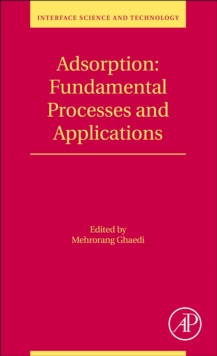 Adsorption: Fundamental Processes and Applications : Volume 33, Paperback / softback Book