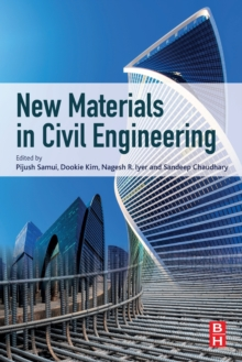 New Materials in Civil Engineering, Paperback / softback Book