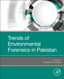 Trends of Environmental Forensics in Pakistan, Paperback / softback Book