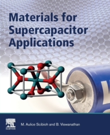 Materials for Supercapacitor Applications, Paperback / softback Book