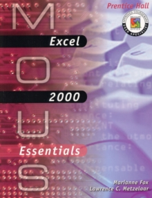 Excel 2000, Mixed media product Book