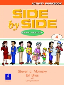 Side by Side 4 Activity Workbook 4, Paperback / softback Book