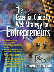 The Essential Guide to Web Strategy for Entrepreneurs, Mixed media product Book